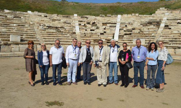 Εικόνες του Πηλίου και της Λάρισας σε όλο τον κόσμο -Μεγάλη η προβολή της Θεσσαλίας  και της Ελλάδας στο εξωτερικό μέσα από το  7ο Ιστορικό Ράλλυ Ολύμπου 2018 – (The Historic Rally of Olympian Gods )