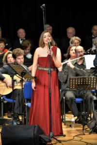 Στιγμιότυπα από τη μεγάλη Συναυλία