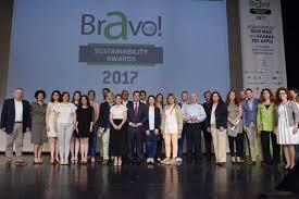 Πρωτοπορεί στην Ψηφιοποίηση του Ελληνικού Πολιτισμού Υποψήφιο και φέτος το Δίκτυο «ΠΕΡΡΑΙΒΙΑ» για τα βραβεία BRAVO  Sustainability Dialogue & Awards 2019-ΠΡΟΘΕΣΜΙΑ ΜΕΧΡΙ ΤΗΝ ΤΕΤΑΡΤΗ 11 ΔΕΚ 2019