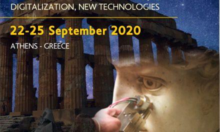 """Η καρδιά της Αρχαιομετρίας χτυπά δυνατά στην Ελλάδα  Στις 22 Σεπτεμβρίου ξεκινά μέσω διαδικτύου το 7ο Βαλκανικό Συμπόσιο Αρχαιομετρίας 2020 στην Αθήνα – Υπό την Αιγίδα του Υπουργείου Πολιτισμού και Αθλητισμού- Από το ΠΑΝΕΠΙΣΤΗΜΙΟ ΔΥΤΙΚΗΣ ΑΤΤΙΚΗΣ ,την ΕΛΛΗΝΙΚΗ ΑΡΧΑΙΟΜΕΤΡΙΚΗ ΕΤΑΙΡΕΙΑ ΚΑΙ ΤΟ ΔΙΚΤΥΟ """"ΠΕΡΡΑΙΒΙΑ"""""""