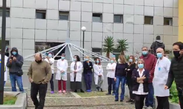 Με Χριστουγεννιάτικες μουσικές «πλημμύρισε»  το Γενικό Νοσοκομείο Βόλου – Μια εξαιρετική μουσική εκδήλωση για τη στήριξη των εργαζόμενων και των ασθενών του «Αχιλλοπούλειου»