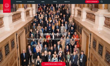 Το Δίκτυο «ΠΕΡΡΑΙΒΙΑ» πλήρες Μέλος του κορυφαίου Ευρωπαϊκού Δικτύου Europa Nostra– Πανευρωπαϊκή αναγνώριση στο χώρο του Πολιτισμού και του Περιβάλλοντος- Σημαντικός ο ρόλος της Europa Nostra στη διάσωση και ανάδειξη του Ευρωπαϊκού Πολιτισμού