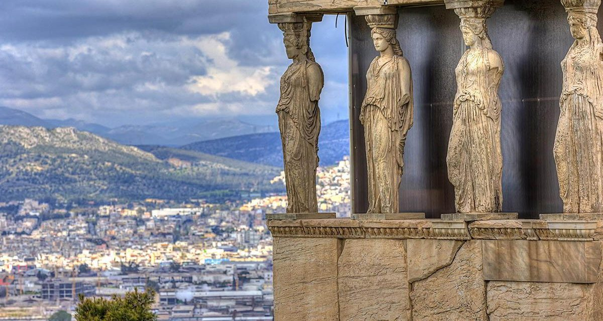 """The """"PERREVIA"""" Network set up a special Scientific Committee  and seeks Monuments that are in danger throughout Greece"""