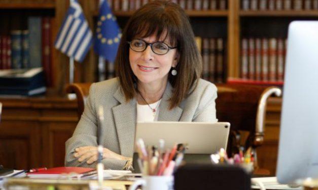Υπό την Αιγίδα της Προεδρίας της Ελληνικής Δημοκρατίας και του Πατριαρχείου Κωνσταντινουπόλεως  –  Ελλάδα 2021: 200 Χρόνια Ελευθερίας  Το 4ο Πανελλήνιο Συνέδριο Ψηφιοποίησης Πολιτιστικής Κληρονομιάς 2021 τιμά τη μεγάλη επέτειο